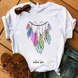 *Dreamcatcher T-shirt - 12 Designs to Choose From