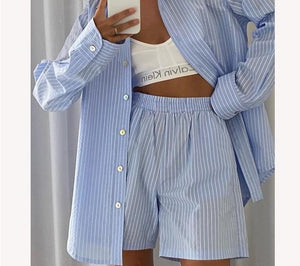 *Womens Loungewear Short Set - 6 Different Designs