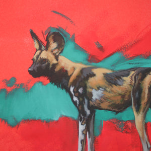 '66' Painted Dog series