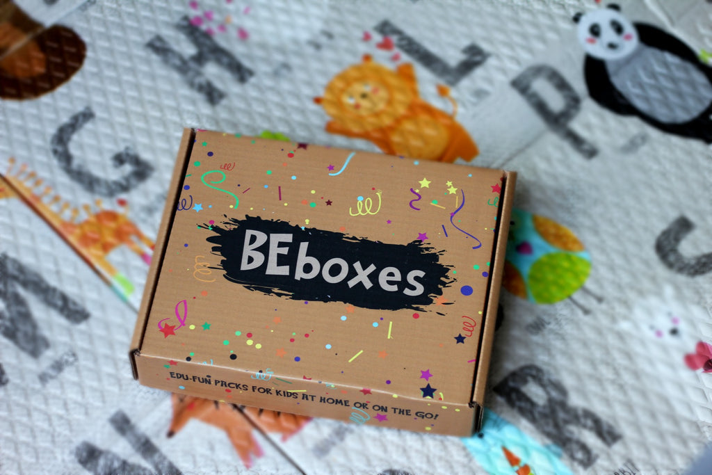 The Official 'KIDS BE BOX'