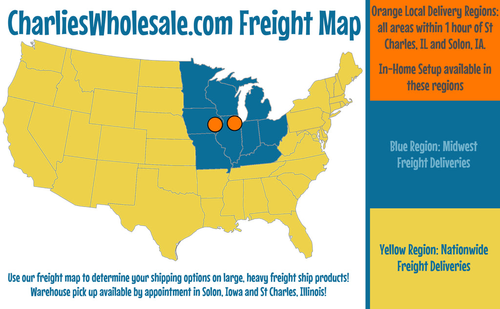 Freight Map