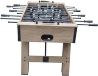 "Braxton 55"" Deluxe Foosball Soccer Game Room Table"
