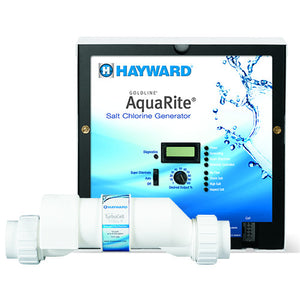 Hayward Goldline AquaRite Electronic Salt Pool Chlorinator Control Box Complete w/ Cell