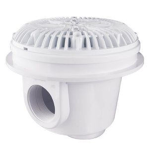 CMP Anti-Vortex Main Drain for Vinyl Liner Pools