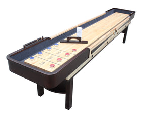 Merlot 9' and 12' Premium Pub Style Shuffleboard Table