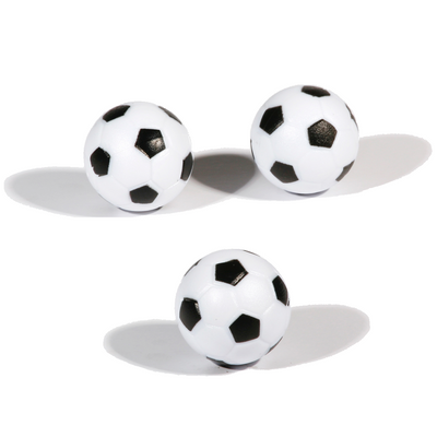 Carmelli Hathaway Replacement Soccer Style Foosballs