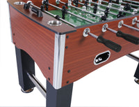 "Stratford 56"" Deluxe Foosball Soccer Game Room Table"