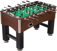 "Primo Espresso 56"" Deluxe Foosball Soccer Game Room Table"