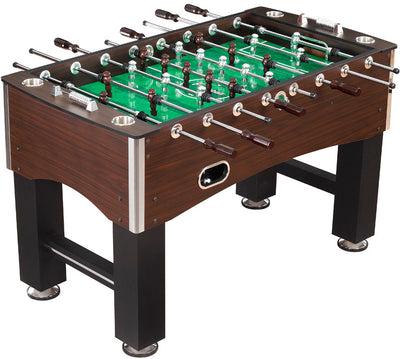 "Primo 56"" Deluxe Foosball Soccer Game Room Table"