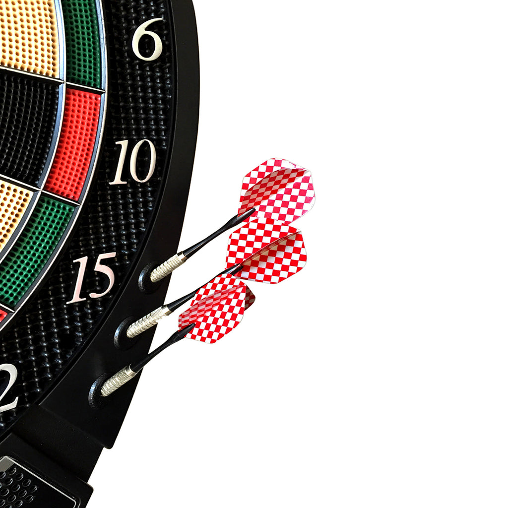 Magnum Electronic Soft Tip Dart Board and Darts Set