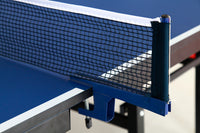 Back Stop 9'x5' Regulation Ping Pong Table Tennis Set