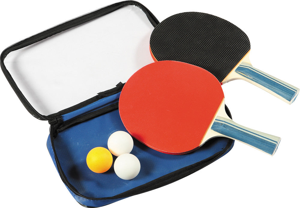 Carmelli Table Tennis 2-Player Paddle Packs