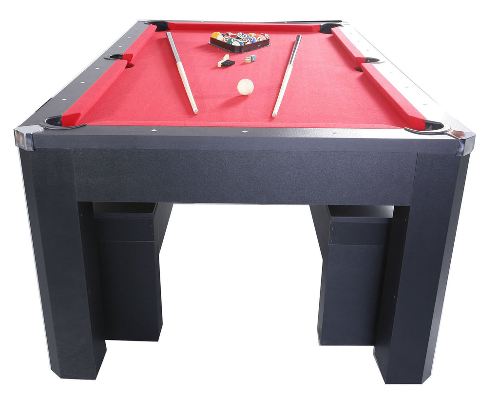 Carmelli Park Avenue Combo Dining Pool Table Plus Table Tennis - Carmelli pool table