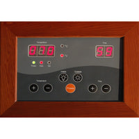 HeatWave Klondike FAR Infrared Carbon Sauna Room