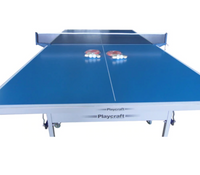 9' Aluminum Outdoor Table Tennis Table