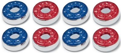 "Medium 2 1/8"" 9 oz Shuffleboard Pucks"