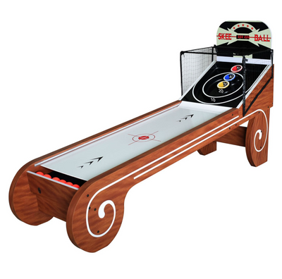 Carmelli Boardwalk 8 Ft. SkeeBall Tables