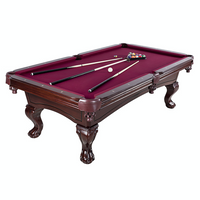 Augusta 8' Slatetronic Billiards Pool Table