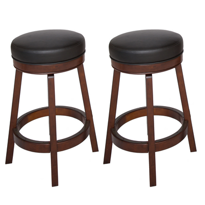 Oxford Set of 2 Bar Stools