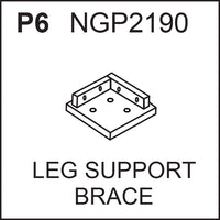Replacement Part NGP2190 Leg Support Brace
