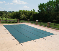 Merlin Classic Green Mesh Pool Safety Cover