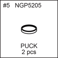 Replacement Part - NGP5205 Puck - Pair of 2