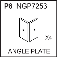 Replacement Part NGP7253 Angle Plate (4)