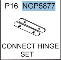 Replacement Part NGP5877 Connect Hinge Set