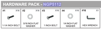 Replacement Part NGP5112 Hardware Pack