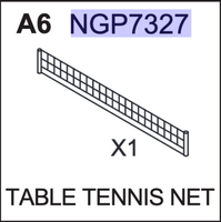 Replacement Part NGP7327 Table Tennis Net