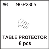 Replacement Part NGP2305 Table Protectors (8 Pieces)