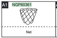 Replacement Part NGP60361 Net
