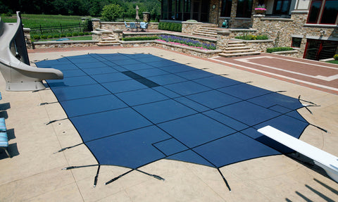Custom safety cover quote for in and above ground - Custom above ground pool ...