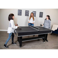 Spartan 6-ft Pool Table w/ Ping Pong