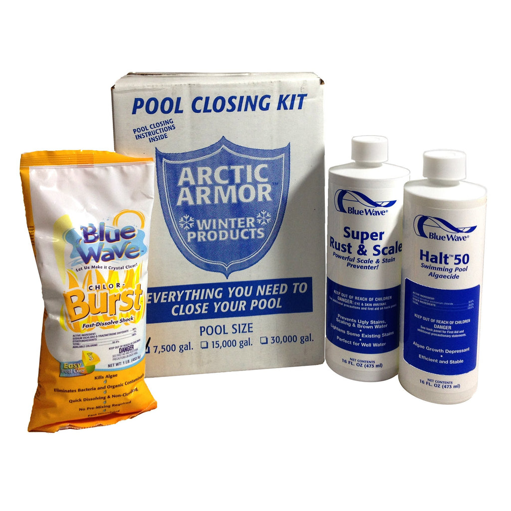 Chlorine Pool Winterizing Kit