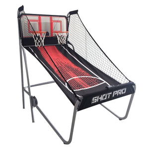 Shot Pro Deluxe Electronic Basketball Game