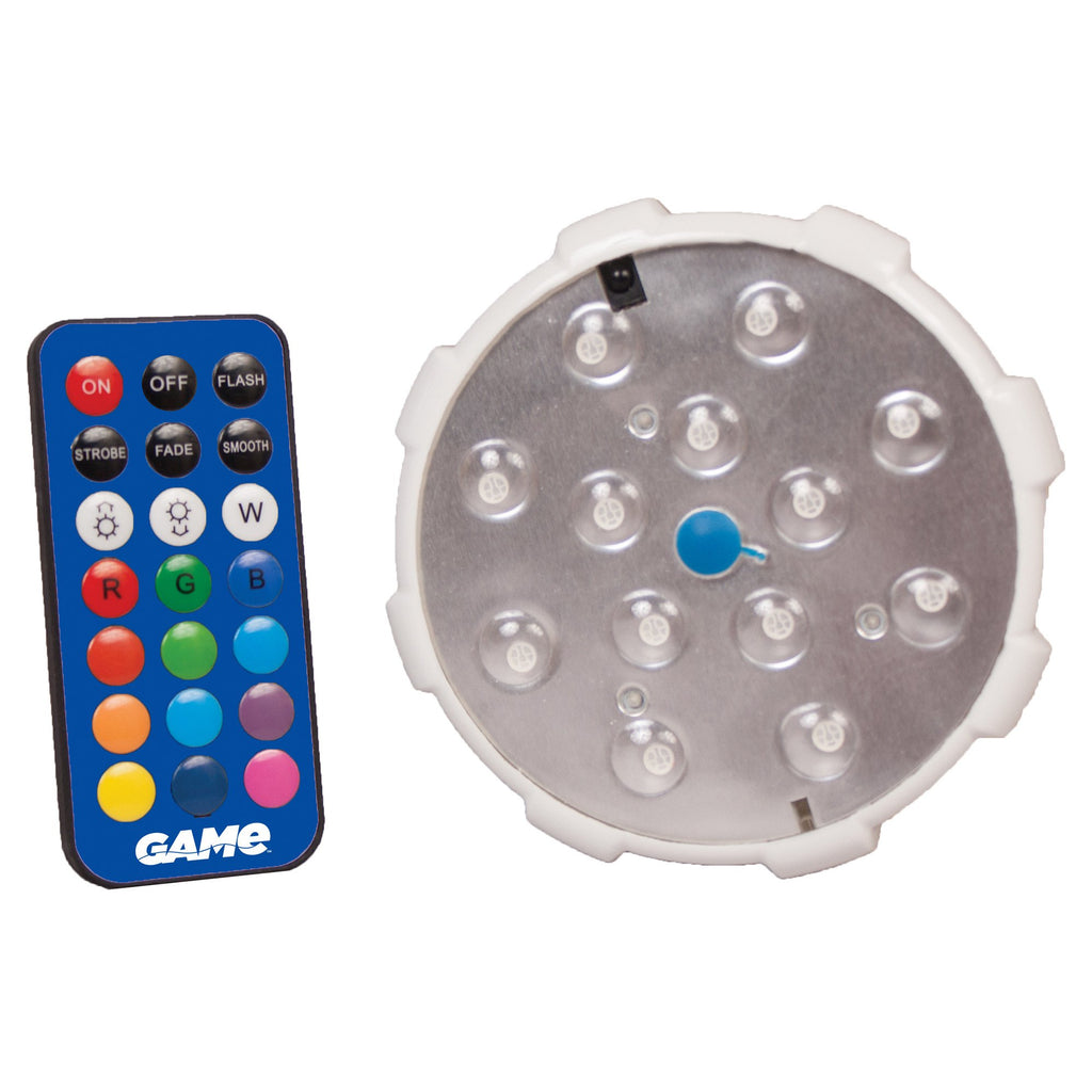 Remote Control LED Color Changing Pool Wall Light