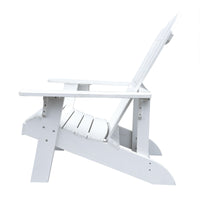 Island Retreat Adirondack Chair - White