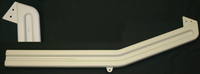 "Replacement Ladder Parts - Model AF - Upper Step Handrail for 24"" In Pool Step"