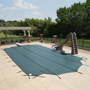 20-Year Super Mesh In-Ground Pool Safety Cover