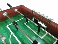 "Metropolitan 54"" Contemporary Foosball Game Table by Carmelli"