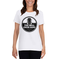 The Mill Creek Band Official Ladies' Cut T-Shirt