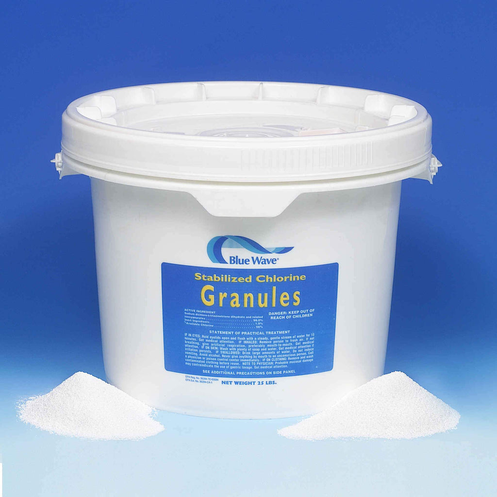 Chlorinating Granules