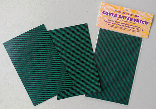 Swimming Pool Safety Cover Saver Ultra Patch Mesh Solid In-Ground Winter Covers