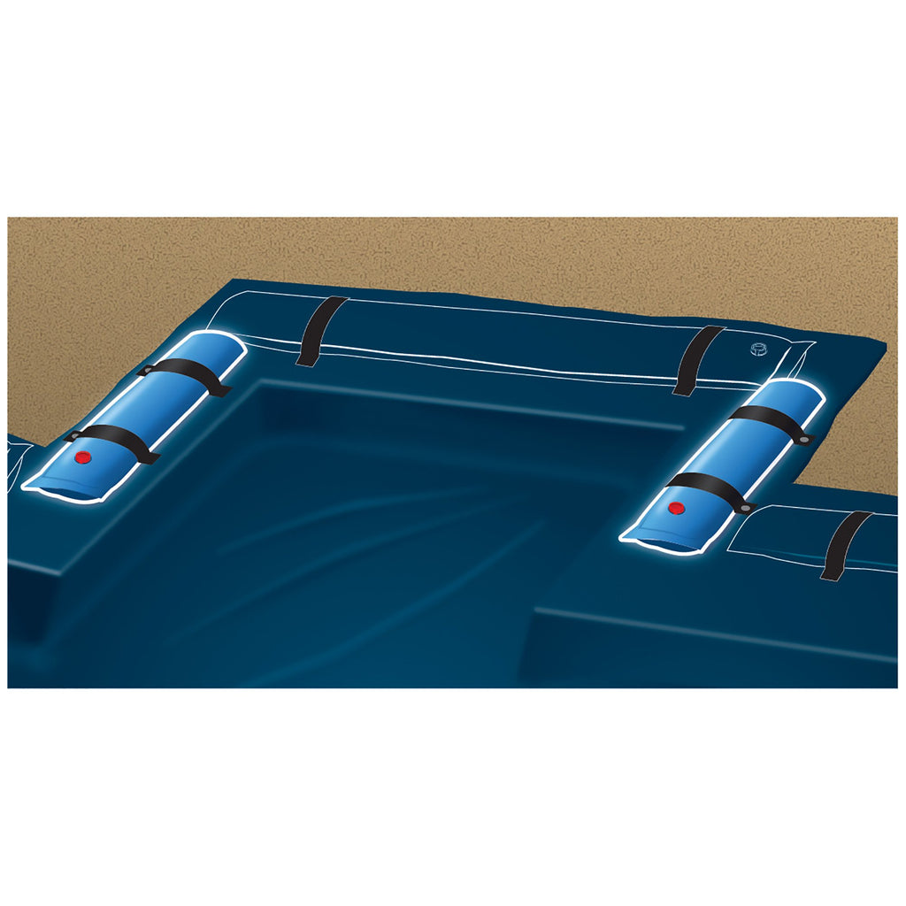 4-ft Step Water Tube for Winter Pool Cover
