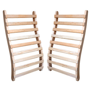 Universal Sauna Backrest - Set of 2