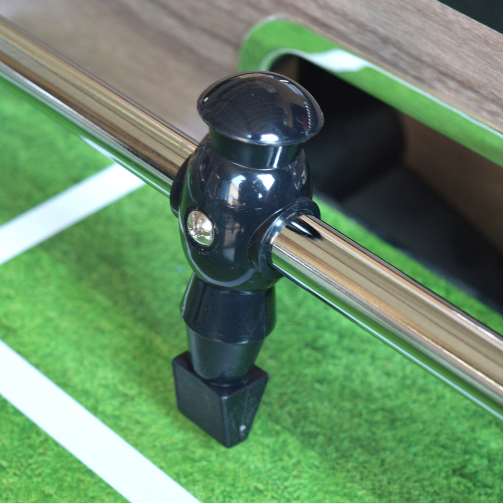 Driftwood 56 In Deluxe Regulation Size Foosball Table