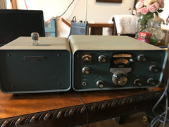 Receiver - Heathkit SB-310 plus SB-600 speaker