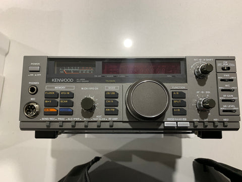 Kenwood TS-680S and AT-250 Tuner