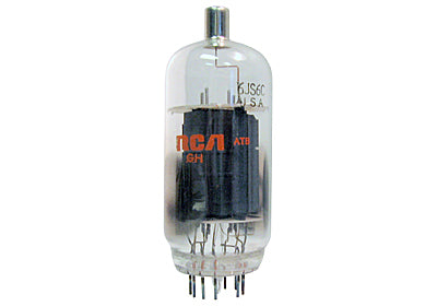 6JS6C - matched pair NOS RCA